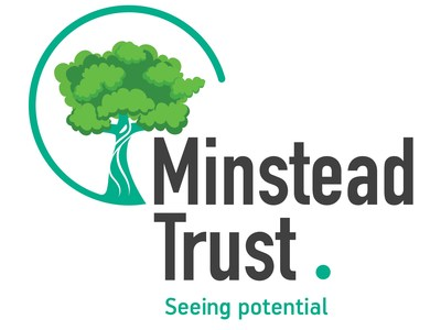 The logo of Minstead Trust