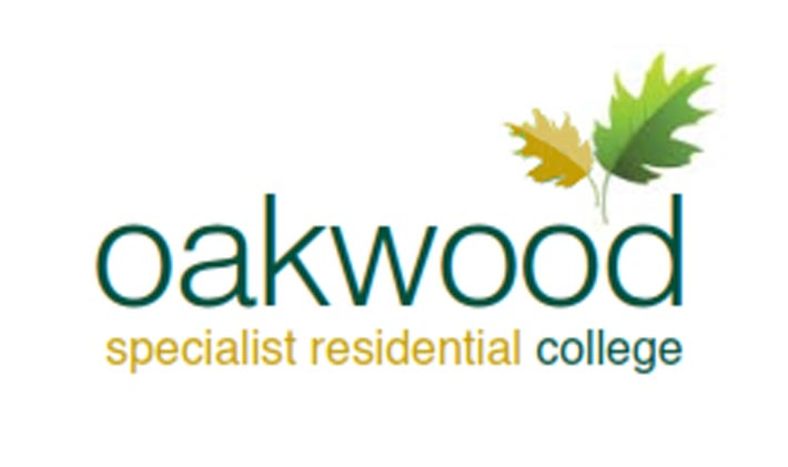 The logo of Oakwood Court College