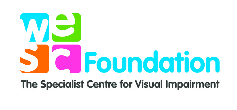 The logo of WESC Foundation - The Specialist Centre for Visual Impairment