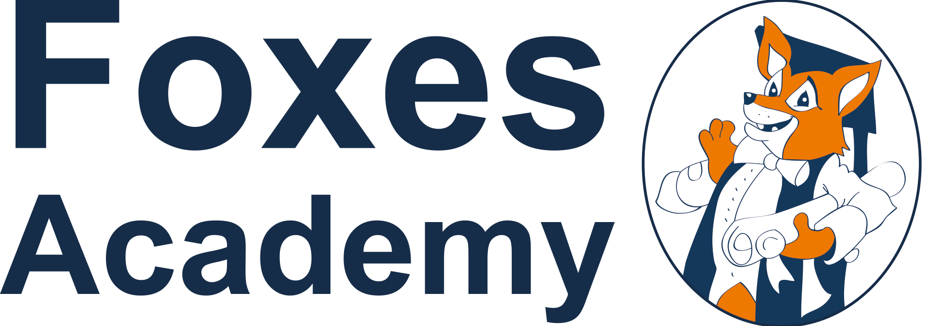 The logo of Foxes Academy