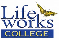 The logo of Lifeworks College