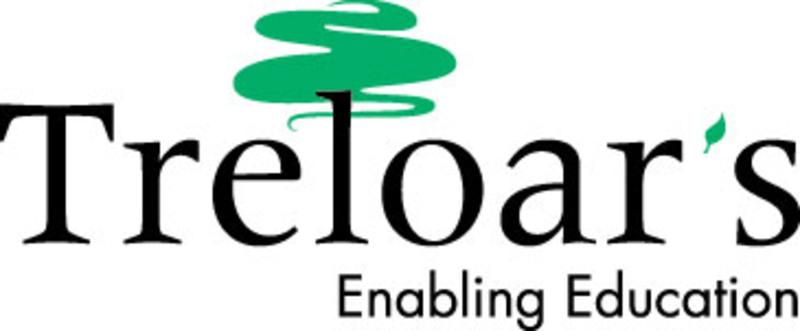The logo of Treloar College