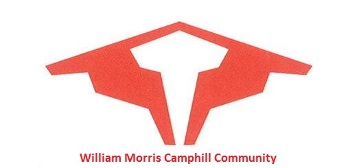 The logo of William Morris College