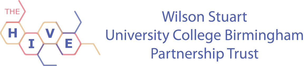 The logo of The Hive College (WSUCBPT)