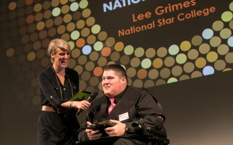 Lee wins national competition