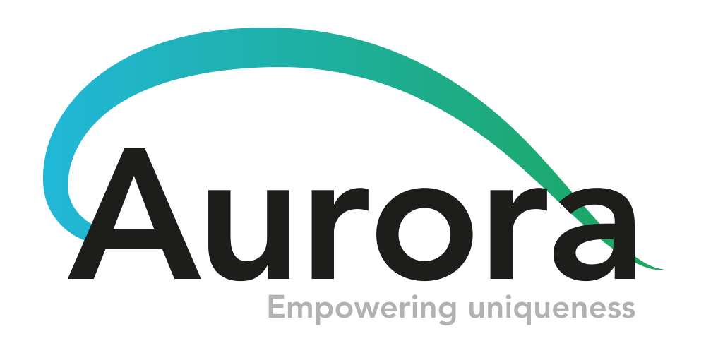 The logo of Aurora Boveridge College