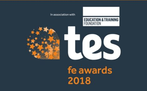 Foxes Academy wins FE Provider of the Year