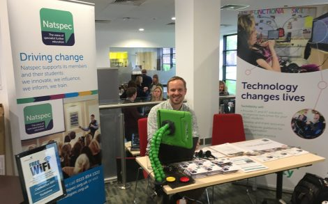 Natspec delegates speak to TechAbility experts