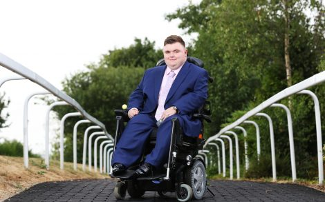 Rhys' story: Rising star secures job at FTSE 100 company