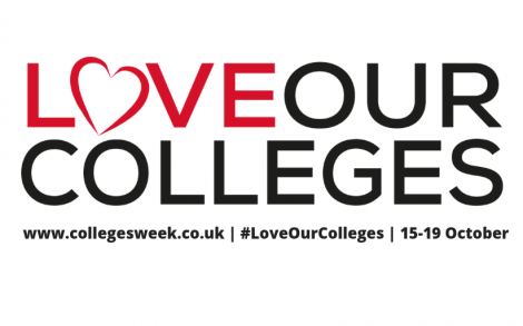 #LoveOurColleges week is here! Here's how to take part