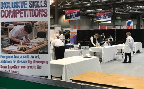 Inclusive Skills Competitions 2018