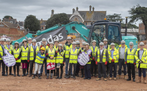 Exeter Deaf College breaks ground on new campus