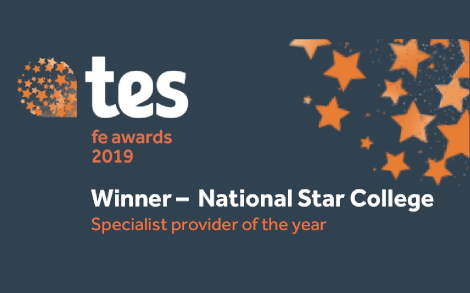 National Star wins Specialist Provider of the Year