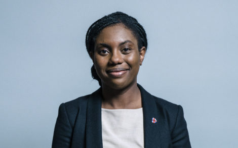 Official portrait of Kemi Badenoch