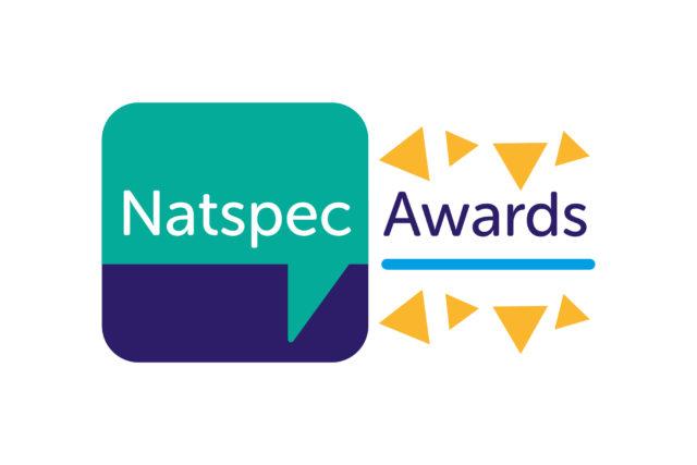 Natspec Awards logo