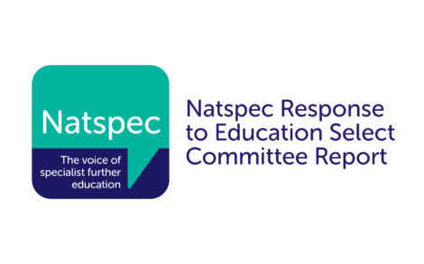 Natspec Response to Education Select Committee Report