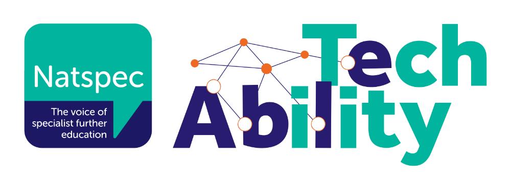 Natspec TechAbility logo