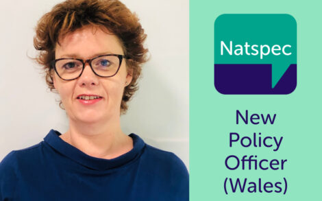Introducing Kirsten Jones as our new Welsh Policy Officer