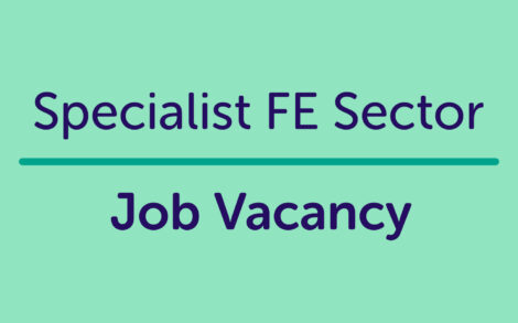 Specialist FE Sector Job Vacancy