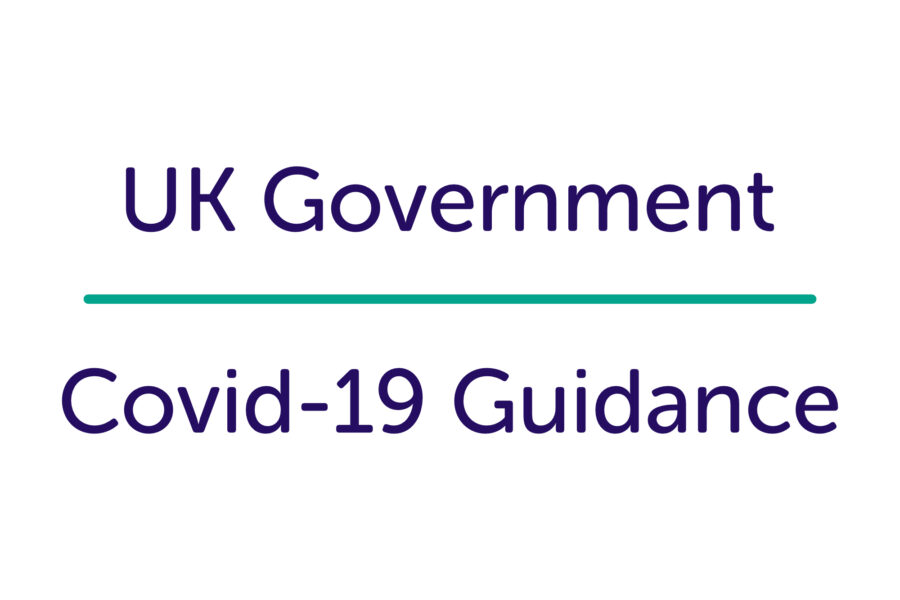 UK Government Covid-19 Guidance