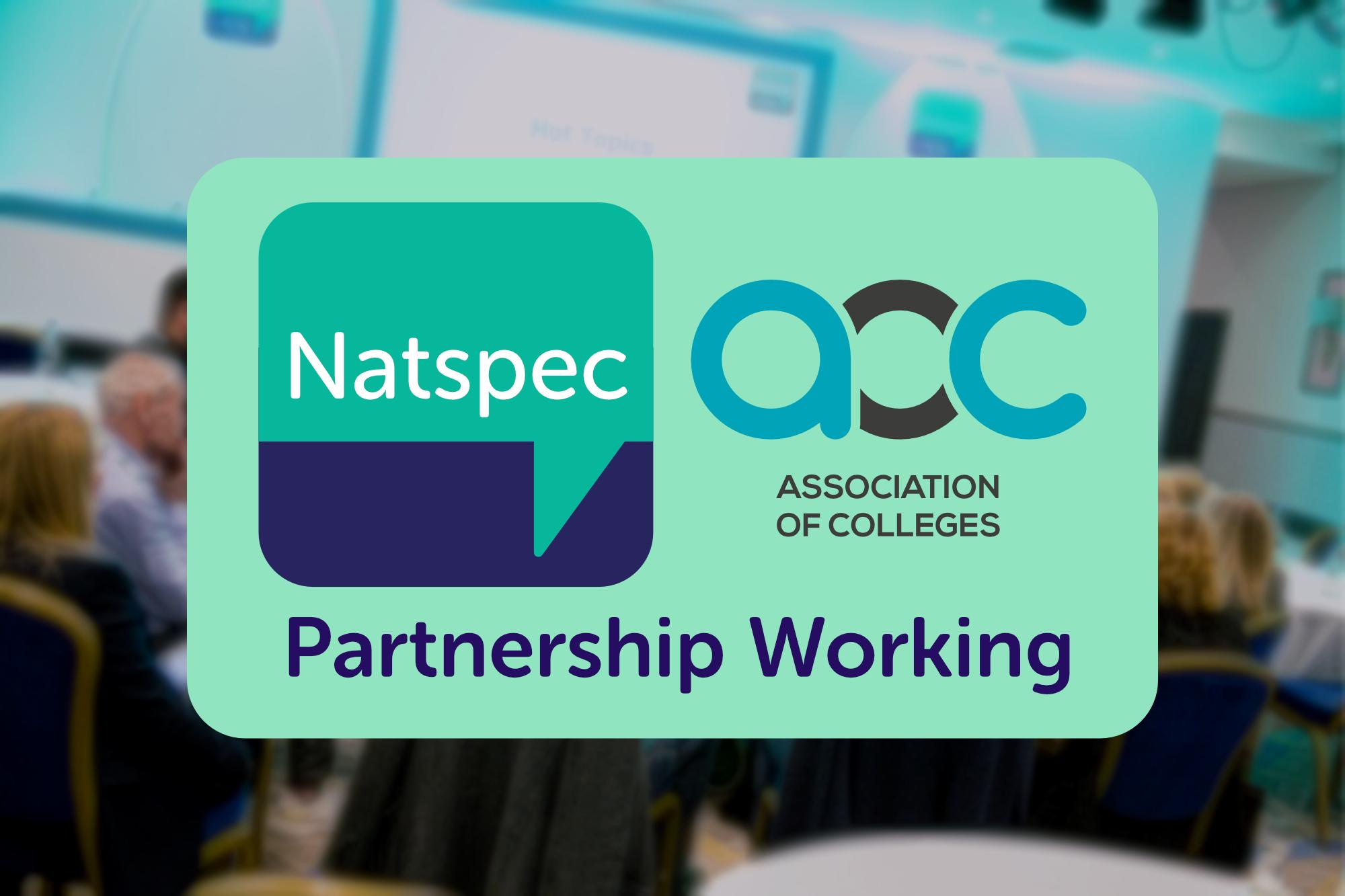 Natspec & AoC: Partnership Working